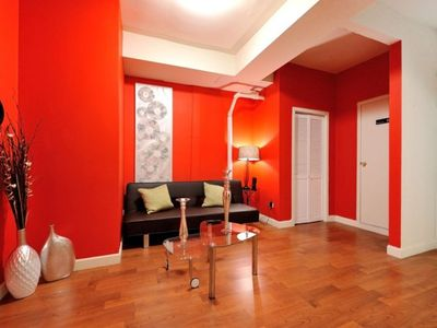 Photo for Apartment 442 m from the center of New York with Internet, Air conditioning (1027570)