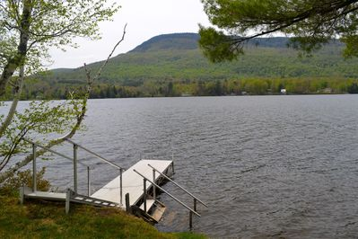Lake Elmore Vt >> Waterfront Home On Lake Elmore Relax And Enjoy Four Season
