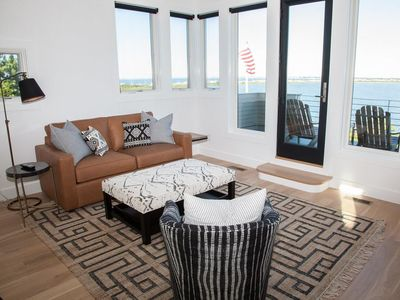 Photo for Beautiful water views! Fabulously modern, clean lines and attention to detail!!