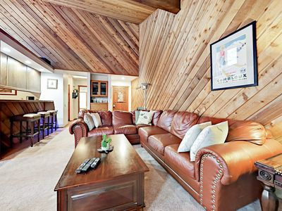 Photo for 1BR w/ Access to Hiking & Biking Trails — Drive 5 Minutes to Skiing, Dining