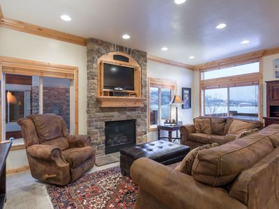 Photo for Lakeside Unit 58- Closest lodging to Snowbasin- discount lift tickets, sleeps 14