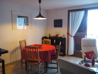 Photo for APARTMENT ON THE FIRST FLOOR IN RESIDENCE WITH SWIMMING POOL FOR 4 PEOPLE RESIDENCE LES LAUNES
