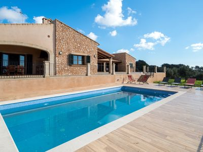 Photo for Finca Ses Rotes de Sa Talaia Santanyi - Four Bedroom Villa, Sleeps 8
