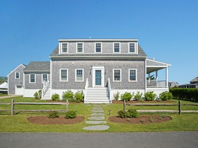 Photo for Brant Point Rental With Harbor Views, Beach Access Across The Street