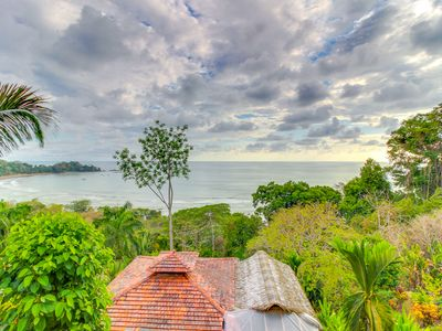Photo for Exceptional dog-friendly treetop condo w/ ocean views & breezy balcony!