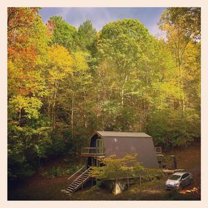 Photo for Modern Cabin near Max Patch