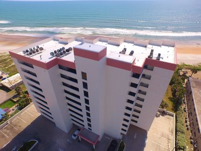Photo for Breathtaking Oceanfront Views + Gated Garage! Pet Friendly!