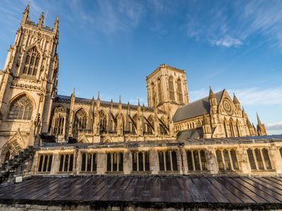 Photo for 1 bed right next to York Minster!