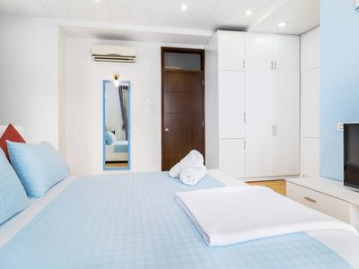 Photo for BALCONY Suite 2mins to BuiVien Walking Street∙NT31