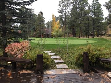 Great Winter & Summer Getaway in Gated Forest Highlands backing to Putting Green