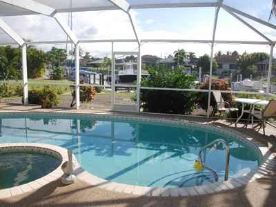 Photo for 2 Units in a Duplex - PGI on Canal w/pool