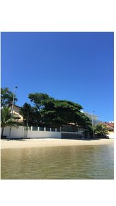 Photo for Beautiful Casa Frente Mar, foot in the sand in Canto Grande