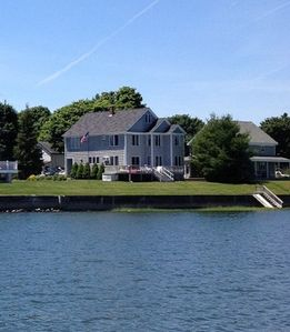 Photo for Newport County Waterfront. Still avail 8/24. Kayaks, Fire pit, Nearby Casino