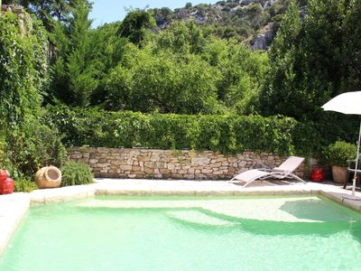 Photo for House of character in Robion 35 m² for 2 to 3 people with shared pool