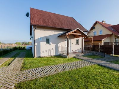 Photo for Three-Bedroom House Muschel I with balcony