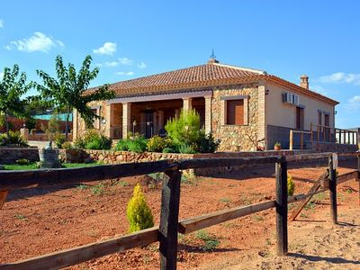 Photo for Self catering El Retiro de Cervantes for 7 people