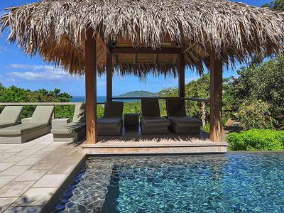 Photo for Chic Ocean View Villa in Playa in Tamarindo