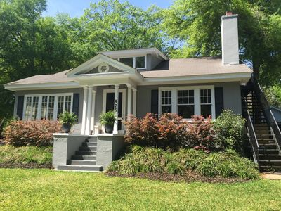 Photo for Upstairs apartment in Historic Summerville Home