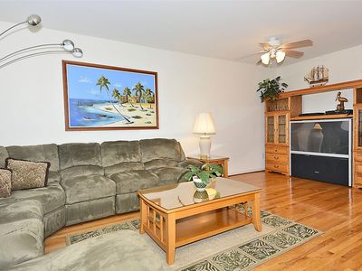 Photo for FREE ACTIVITIES INCLUDED!  Enjoy all the comforts of home when vacationing in this spacious multi-level townhome conveniently located approx.2 miles west of Bethany Beach.