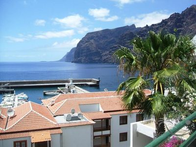 Photo for Los Gigantes Tenerife south sea view
