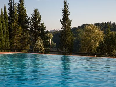 Photo for Casa Laura in the countryside of San Gimignano