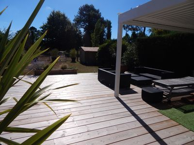 Photo for House on the golf Gujan-Mestras for 7 people