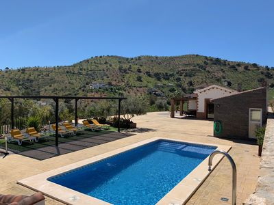 Photo for Luxury Villa Private Pool with Spectacular Views and Free Wifi