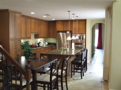 Photo for Best Deal in Town ! Huge New 3 Story Model Home. See Video!
