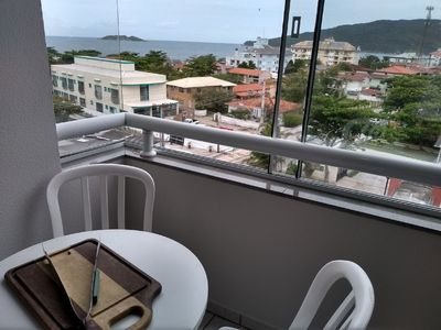Photo for Apartment with sea view at 50 meters from the sea [Air-cond and Wi-fi]