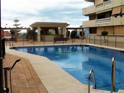 Photo for Apartment / app. for 4 guests with 93m² in Torre de Benagalbón (93880)