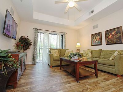 Photo for Modern Bargains - Caribe Cove - Beautiful Spacious 3 Beds 2 Baths Condo - 5 Miles To Disney