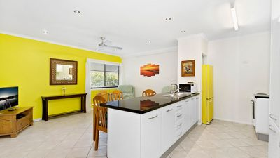 Jazzy Kitchen/Dining