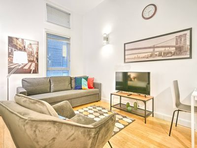 Photo for Liv MTL | Main 207 | Up to 60% OFF | Smart 1BR + Mezzanine + Family