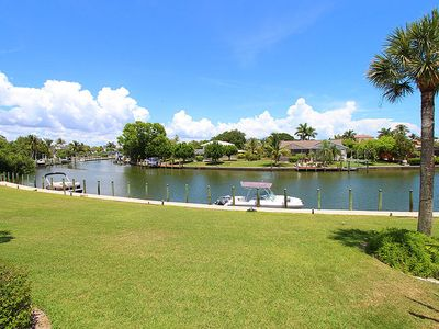 Photo for Canal front Complex Located on Causeway Road in Sanibel - Tennisplace A26