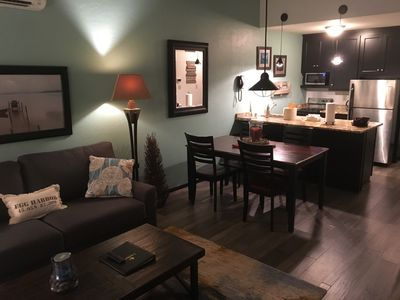 Photo for Landmark  2-BR King Beds, 2-Bath Off season 3 nights for the price of 2
