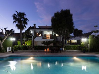 """Photo for Spectacular villa """"El Romaní""""  with large outdoor space"""