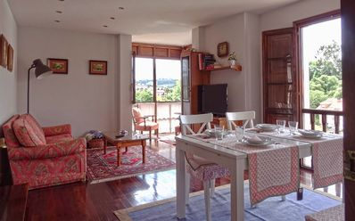 Photo for 2BR Condo Vacation Rental in Comillas Cantabria