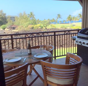 Photo for Premium Hali'i Kai Ocean-View 2 Bedroom Luxurious Corner Upper-Floor Villa