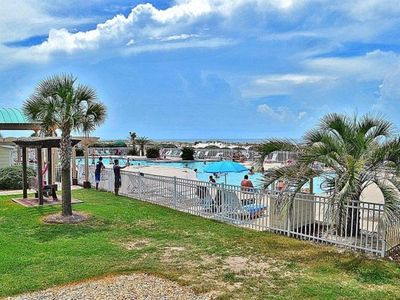 Photo for Direct Gulf Front!!! Fantastic View!!! 1st Floor Unit 3102