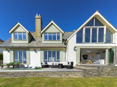 Photo for Enjoy Stunning Sea Views From A Detached Contemporary Coastal Holiday Home