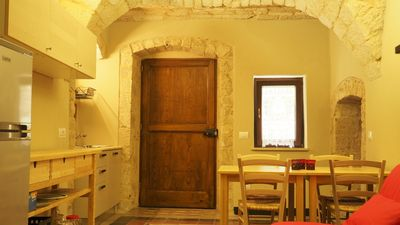 Photo for Two rooms in the house of 700 a few kilometers from the sea convenient to all services