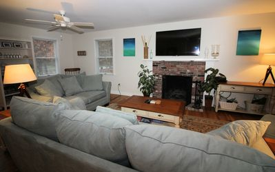 Photo for New Listing! Spacious 4BD--Central A/C, Large Deck & Outdoor Shower