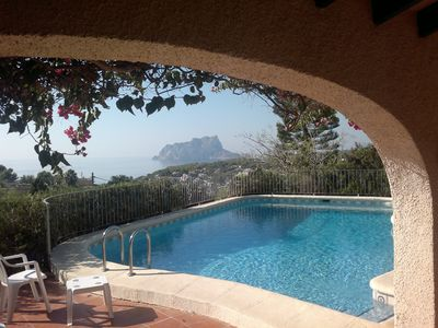 Photo for Large Villa With Private Pool, Stunning Views. Walking distance to amenities.