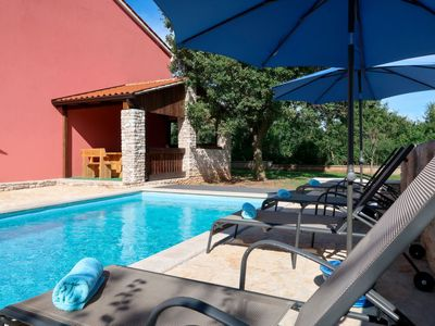 Photo for Vacation home Commotin (LBN434) in Labin - 11 persons, 5 bedrooms