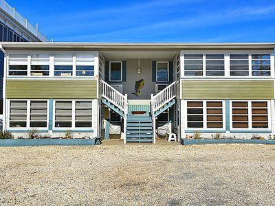 Photo for LINENS INCLUDED!!*. DEWEY BEACH, OCEANBLOCK-Enjoy your summer in this 2 bedroom, 1 bath condo  with enclosed sunroom.