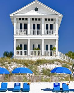 Photo for Rosemary Beach area; GulfFront; PRIVATE POOLheated;Elevator;Beach access=private