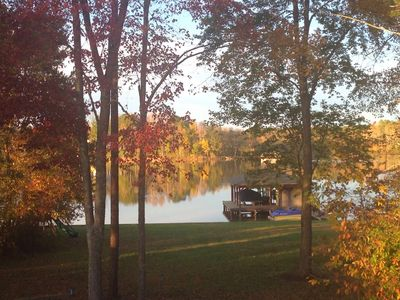 Lakeview from House