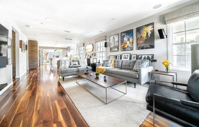 Photo for Bright European Style House in Venice Beach (German Owner)