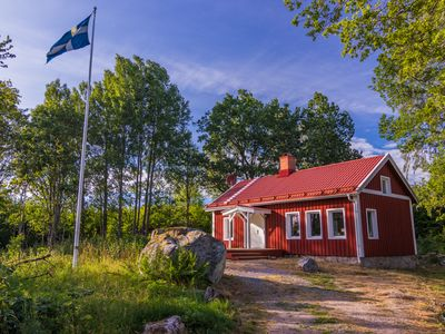 Photo for Dream holiday house Småland / Högsby / secluded location in the middle of the forest / absolute peace