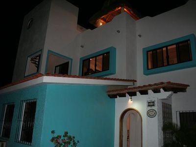Photo of Casa at Night